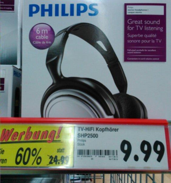 Philips SHP2500 TV-Hifi Kopfhörer - Kaufland Solingen (Lokal ?)