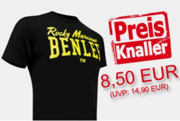 Knapp 43% sparen beim beFIT-Angebot der Woche   Benlee Promo-Shirt