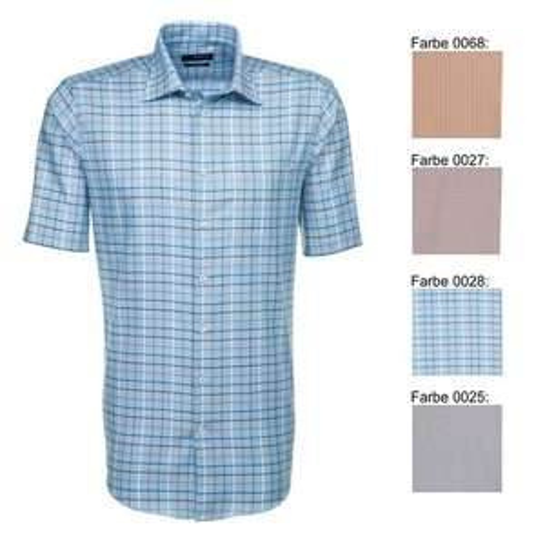Ebay Wow Morgen: Seidensticker Normal-Fit 1/2-Arm Hemd Splendesto Bügelfrei. Statt 59,95 €