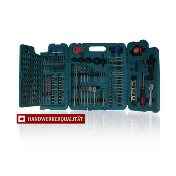 Makita 252-tlg. Bit Bohrer Werkzeugsortiment  47,23 € bei voelkner
