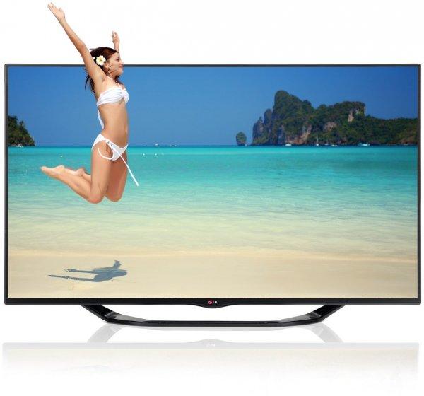 "LG 60LA7408 - passiver 60"" Cinema 3D LED-Backlight-Fernseher mit EEK A+, Full HD, 800Hz MCI, Local Dimming, WLAN, DVB-T/C/S, USB-Recorder und HbbTV + 3D Camcorder für 1599 €"