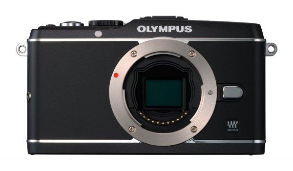 Olympus Pen E-P3 Body in schwarz für nur 320,- EUR inkl. Versand