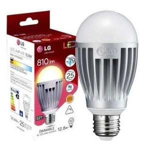 LG LED Glühlampe Leuchtmittel E27 12,8W warmweiß dimmbar A19 2700K 810lm Bulb