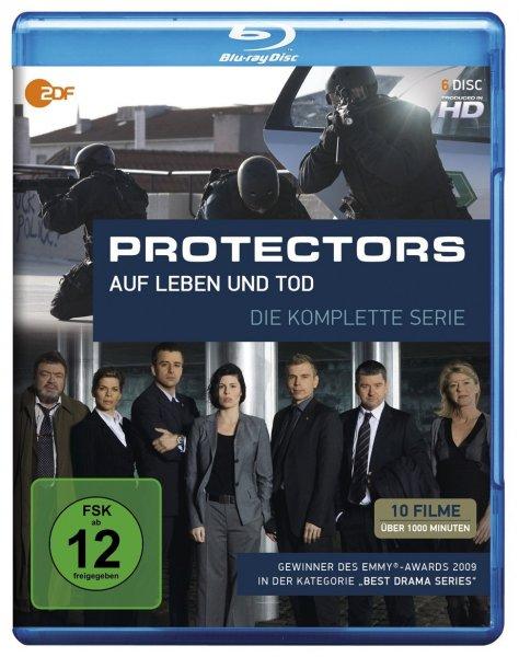 Protectors - Auf Leben und Tod/Staffel 1+2 auf 6 Blu-Rays für nur 17,97 EUR inkl. Versand [Blu-ray]
