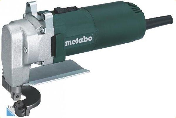 Elektro-Blechkurvenschere Metabo KU 6870 für nur 369,00 EUR inkl. Versand