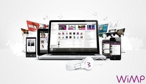 WiMP Musik-Flatrate 3 Monate für 9,99€