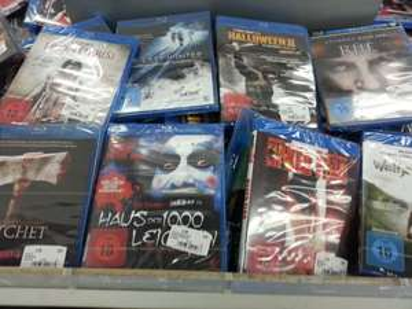 (LOKAL? Köln Arcaden) Diverse Blu Rays für 4,90€ beim Mediamarkt