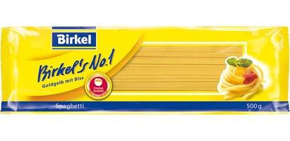Birkel's No.1 Frischei-Nudeln, versch. Sorten, 0,77 € @Kaufland