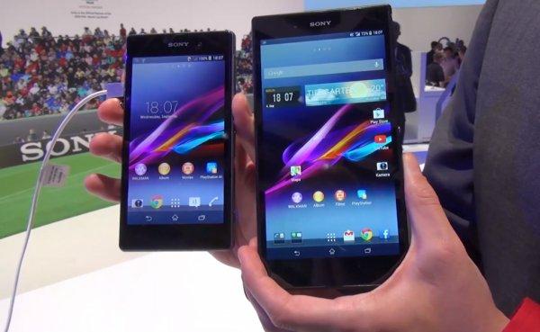 [LOKAL BERLIN] Neues Sony Smartphone-Flagschiff Xperia Z1 & Sony SmartWatch 2 SW2  für 649,- € NUR am 19.09.