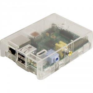 [Rakuten] Raspberry PI Model B (512MB) inkl Gehäuse für effektiv 28,20