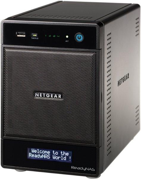 Server Netgear ReadyNAS NV+ v2 für nur 258,- EUR inkl. Lieferung
