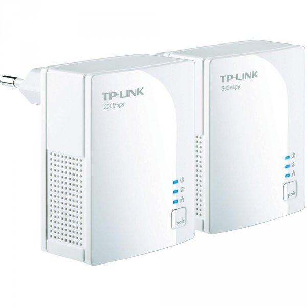 TP Link TL-PA2010KIT AV200 Nano Powerline Starter Kit für 19,99 € @ebay