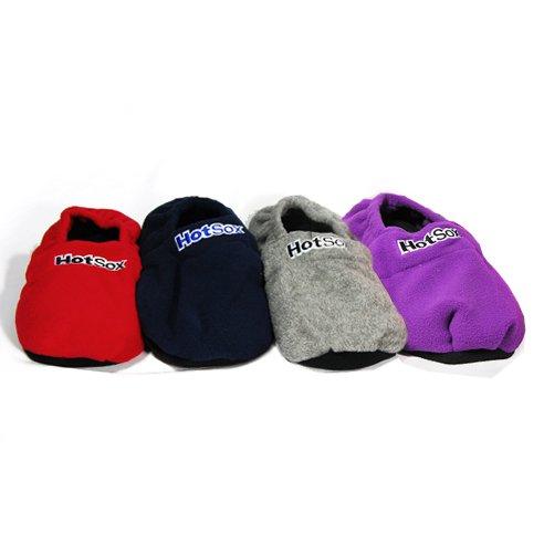 HotSox Wärme Pantoffeln versch. Farben für 7,77€ frei Haus @DC