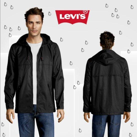 LEVI'S L.A. '84 Jacket Jet Black Jacke für 36 € statt 99,95 € @ vente-privee.com