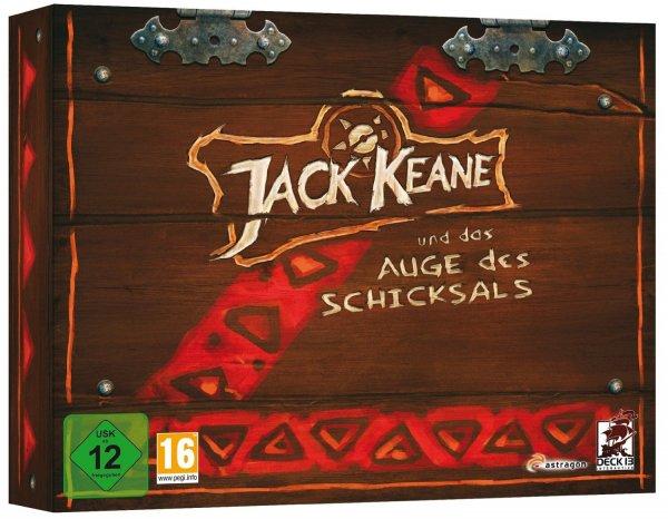 """Collector's Edition """"Jack Keane und das Auge des Schicksals"""" für PC für 14,97 + ggf. VSK"""