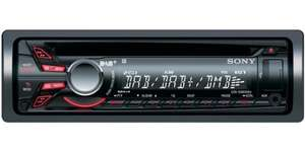 Sony CDX-DAB500U (DAB+-Autoradio)