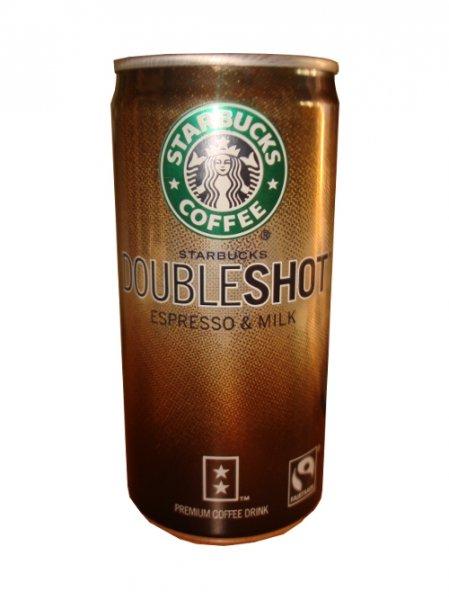 [REAL LOKAL 50354] Starbucks Doubleshot für 1.19€ statt 1.69€