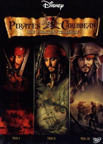 Fluch der Karibik DVD-Triologie