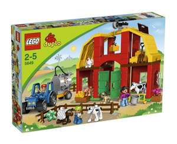 Lego™ - Duplo: Großer Bauernhof (5649) ab €38,98 [@Karstadt.de]