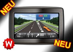 TOMTOM Via 120 Traffic Zentral Europa & Volleyball 1 Euro
