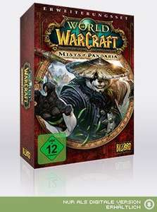 World of Warcraft: Mists of Pandaria 50% reduziert für 17,49€