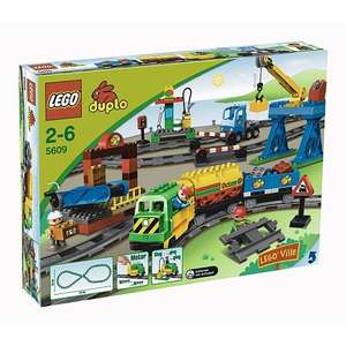 Lego™ - Duplo: Eisenbahn Super Set (5609) ab €66,47 [@Toysrus.de]