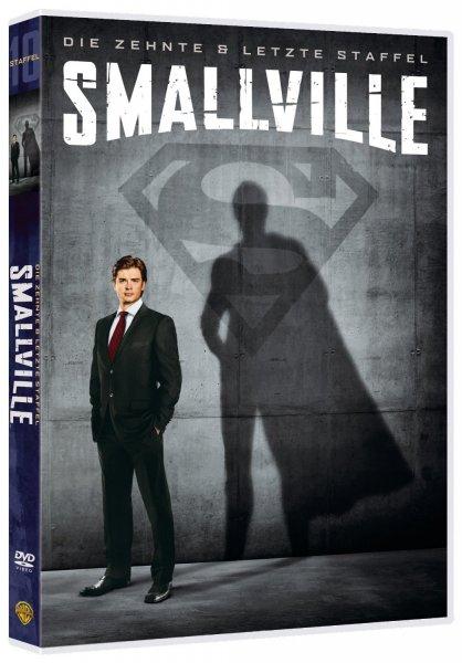 [Saturn] Smallville Staffel 10 deutsch DVD-Box