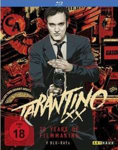 [Media Dealer] Tarantino XX (Blu-ray) Set mit 8 Filmen