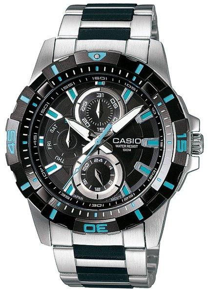 wer war doch gleich der Uhrengauner? Casio MTD-1071D-1A1VEF Casio Collection 52,76€ @Rakuten + Superpunkte