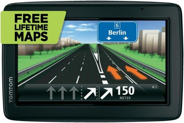 TomTom Start 25M Europe Traffic inkl. LifeTime Maps inkl. Versand zu 126,55€ @voelkner.de