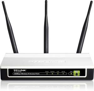 TP-Link TL-WA901ND, 300Mbps Wireless N Access Point - Amazon WHD