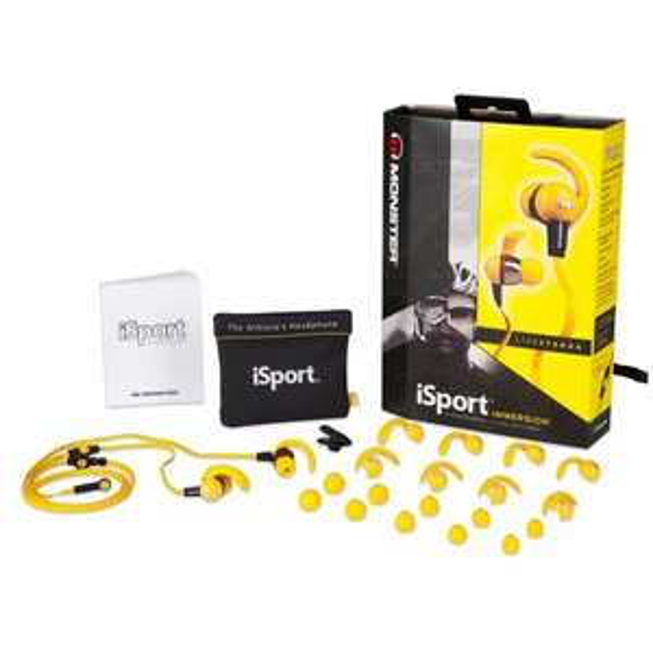 [ Einfachpreiswert.rakuten-shop.de ] Monster iSport Livestrong Sport Kopfhörer für 43,90 inkl Versand -61% Nachlass
