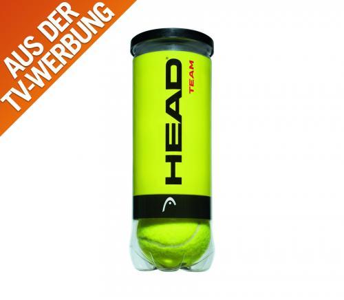 Head Tennisbälle 3er Dose für 2,99 Euro zzgl. Versand