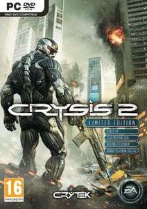 Crysis 2 - Limited Edition (PC) [Play.com]