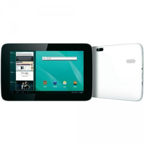 """Wieder da: Odys Xelio 7pro Internet Tablet 17,78 cm (7"""") Weiß, Conrad B-Ware, nur 59€"""