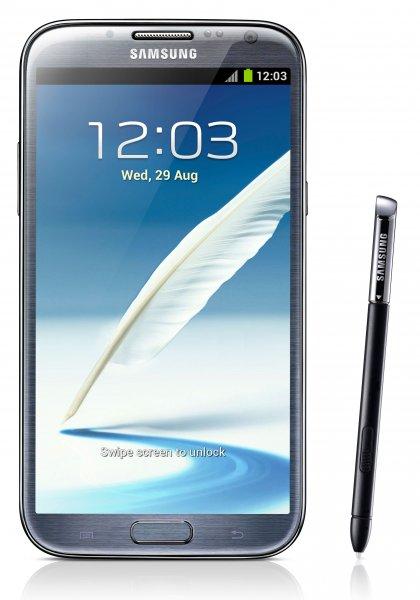Lokal Offline Schweiz - Samsung Galaxy Note II N7100 grey |Interdiscount XXL Filiale Märthof Basel |