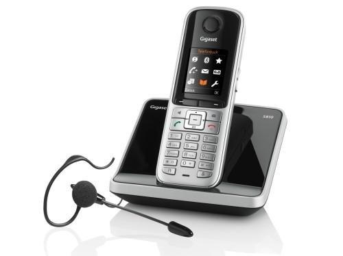 Gigaset S810 incl. Headset - einen Gutschein den wohl jeder hat