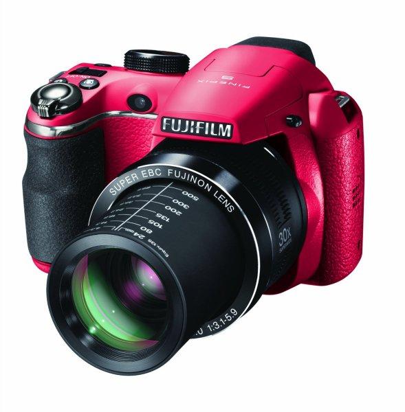 """Fujifilm FinePix S4500 Bridgekamera (14 MP, 30x Zoom, 3"""" Display) für 123,29 € @Amazon.co.uk"""
