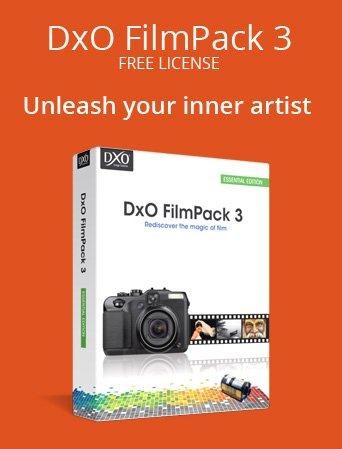 DxO FilmPack 3 Essential Edition (Mac/PC)