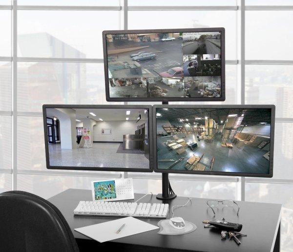 Lavolta Multi Monitorhalterung (3 Monitore) für 43€ @eBay