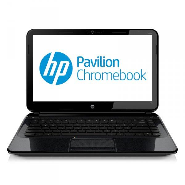 HP Pavilion 14-c070sg Chromebook für 222€ bei notebooksbilliger.de versandkostenfrei
