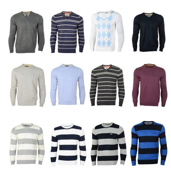 [ebay WOW] XINT Basic Pullover, diverse Modelle und Größen