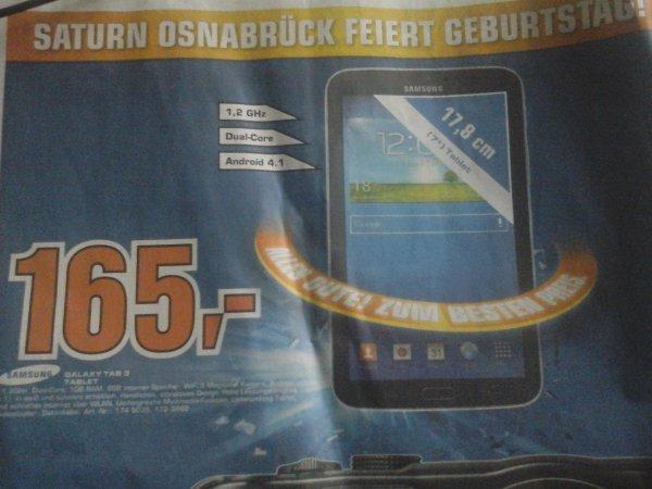(LOKAL Osnabrück) Samsung Galaxy Tab 3 7.0 Wifi only