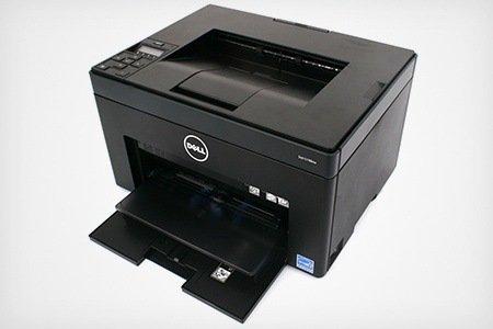 LED-Farb-Laserdrucker Dell c1760nw mit WLAN bei Groupon für 129 Euro