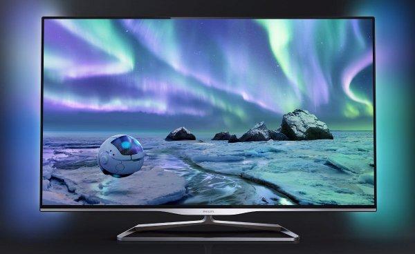 """[Expert-Technikmarkt] - Regional - Philips 47"""" LED-TV Full-HD 300 Hz 3D ready """"47PFL5008K"""" für 666€"""