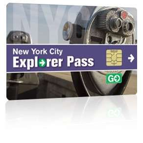 New York Explorer Pass: vergünstigt Eintritte, Attraktionen etc... im Angebot