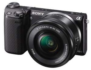 Sony Alpha NEX-5R Kit 16-50 mm @ SONY Store für 474,05€
