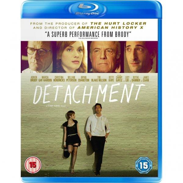 Detachment [Blu-Ray] mit Adrien Brody für ca. 4,14€
