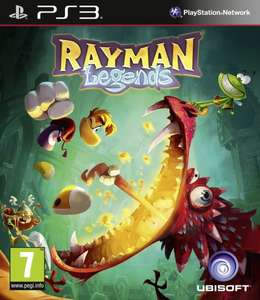 Rayman Legends (PS3/Xbox/WiiU) für 32€ @Amazon.uk