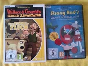 [Lokal? / Hamburg] Wallace & Gromit Grand Adventures / Strong Bad's Cool Game for Attractive People (PC) @ EuroShop